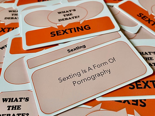 What's The Debate - Sexting