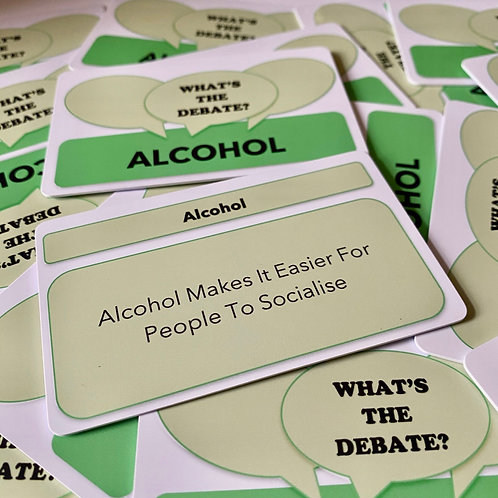 Risk: Alcohol