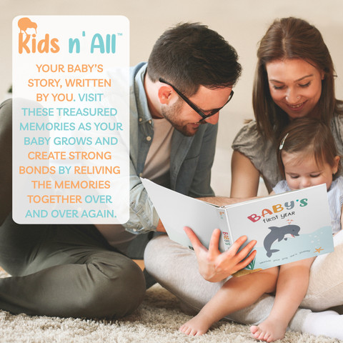 A Story That Your Baby Would Love to Read Again and Again