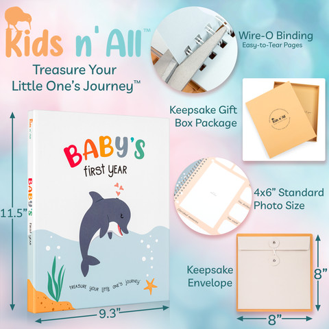 Includes a large Keepsake Envelope and Gift Box