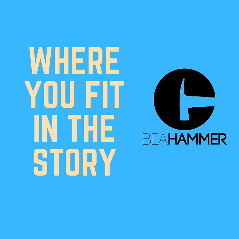 Where You Fit In The Story Webinar