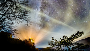 EPIC Milkyway Picture of Castle Aggstein