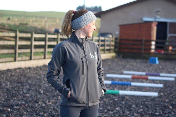 Dressage Coaching at KA Equestrian, Scotland