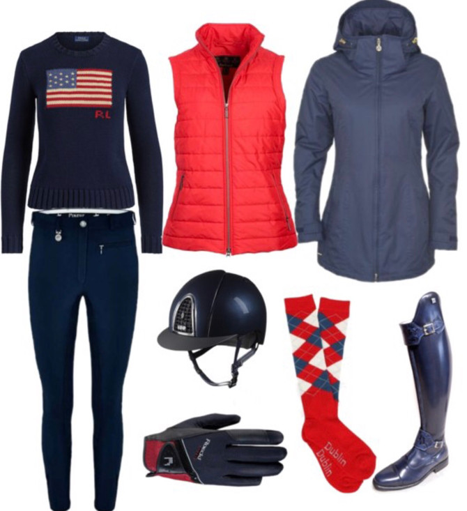 WHAT TO WEAR WEDNESDAY - Red, White & Blue