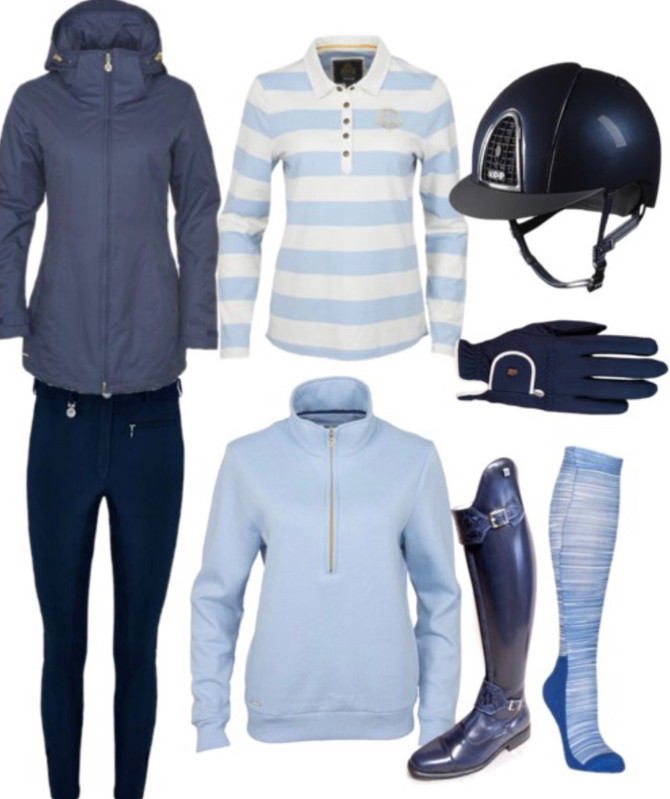 WHAT TO WEAR WEDNESDAY - Shades Of Blue