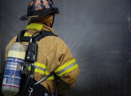 ACTING LESSONS FROM FIRST RESPONDERS