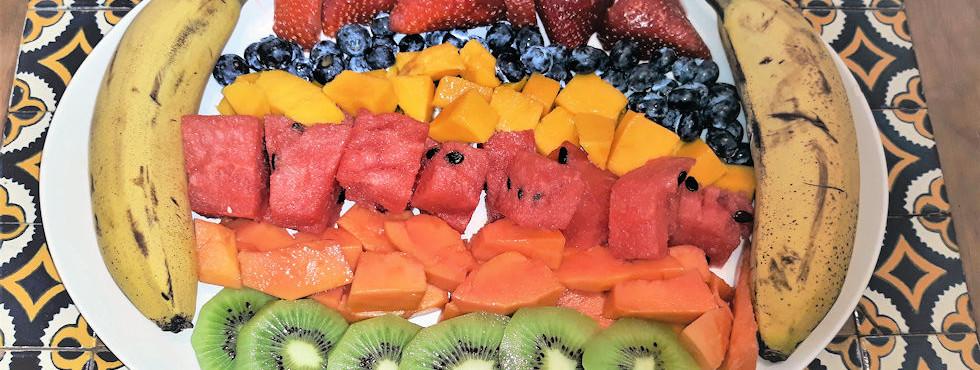 Platón de Fruta Fresca