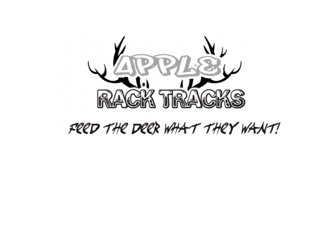 Rack Tracks Apple 50lb bag