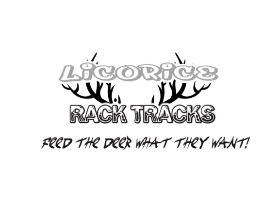 Rack Tracks Licorice 50lb bag