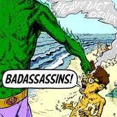 Badassassins Heavy Wet Denim