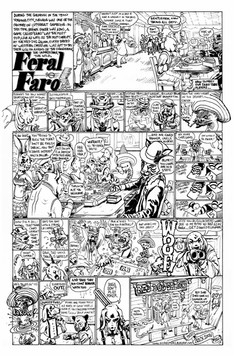 Feral Faro