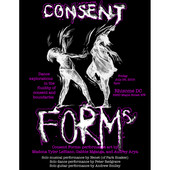 Consent Forms poster design