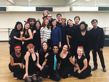 161,280 Minutes (In The Semester), CSULB, Director, Choreographer