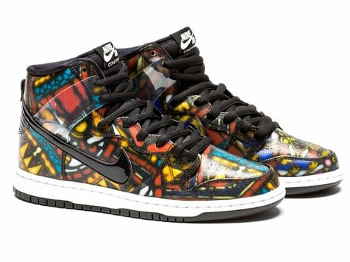 """Nike Dunk SB High Concepts""""Stained Glass"""""""