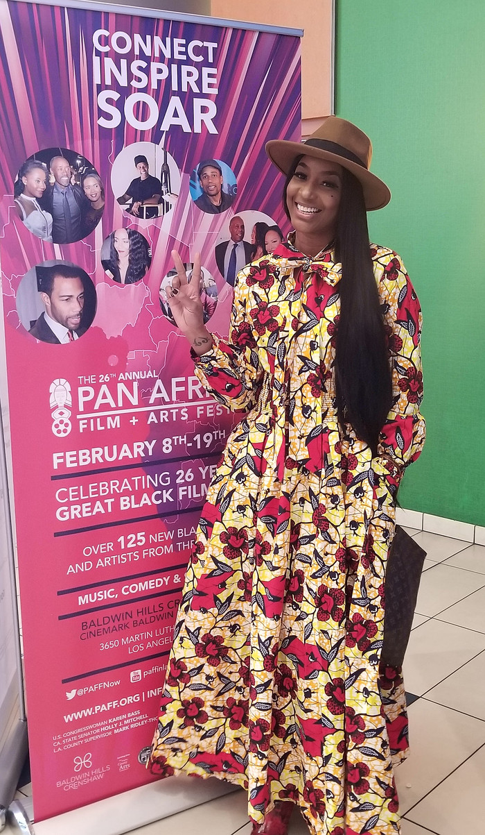 PAFF 2018 & Black Panther Premiere: Red Carpet Looks