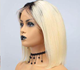 Pre Plucked Ombre Lace Wig