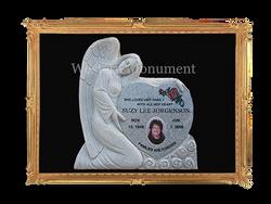 Angel monument