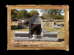 Mesa City Cemetery, Mesa.