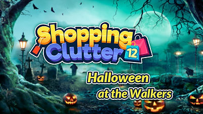 Shopping Clutter 12: Halloween at the Walkers