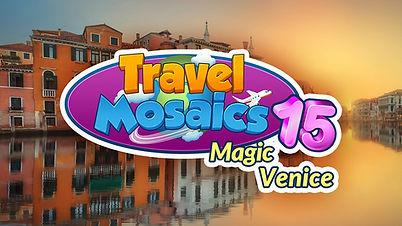 Travel Mosaics 15: Magic Venice