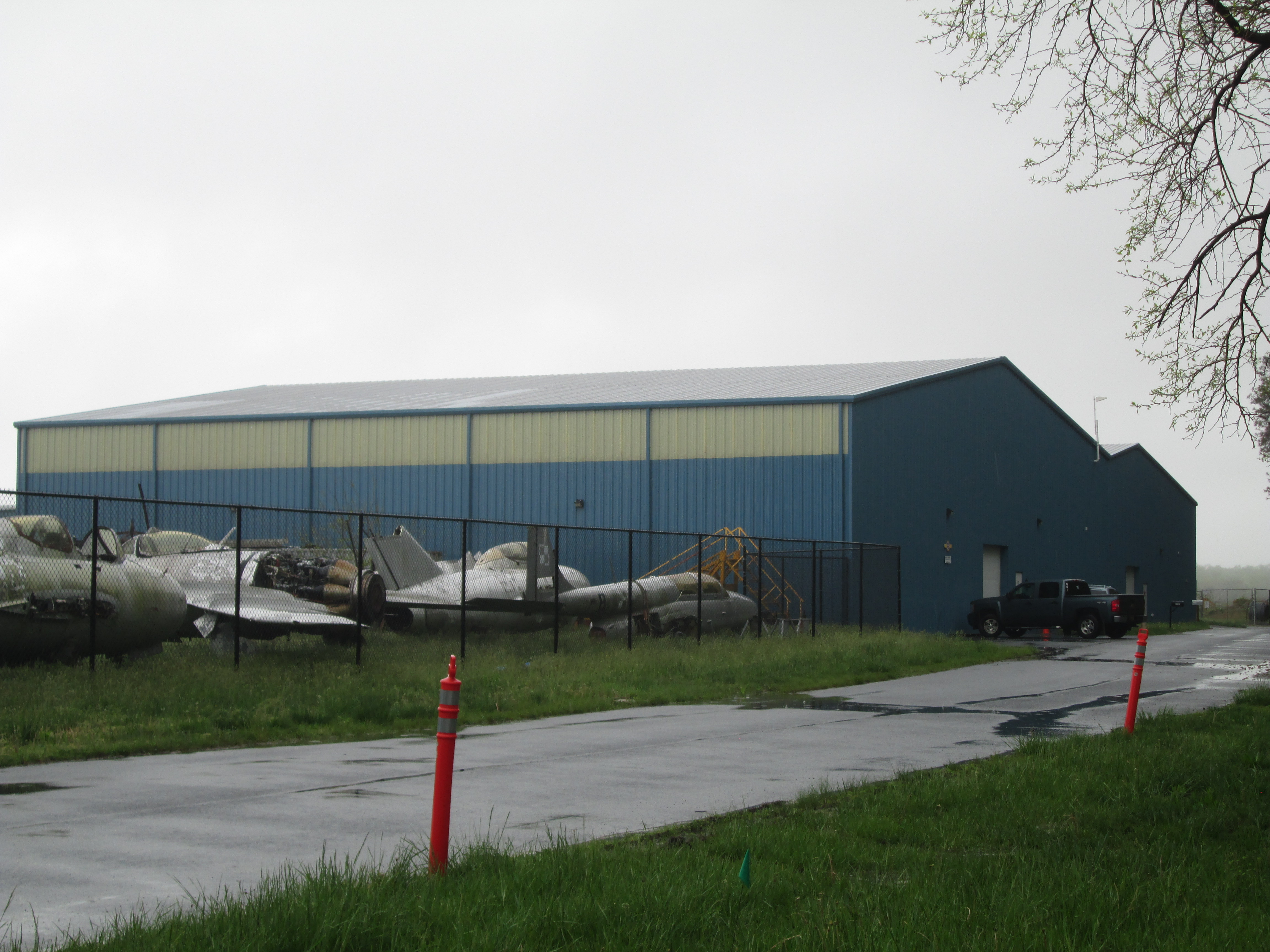 Georgetown Airport Hangers