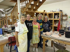 Pottery Classes in Northeast Georgia