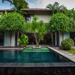 красивые виллы Бали