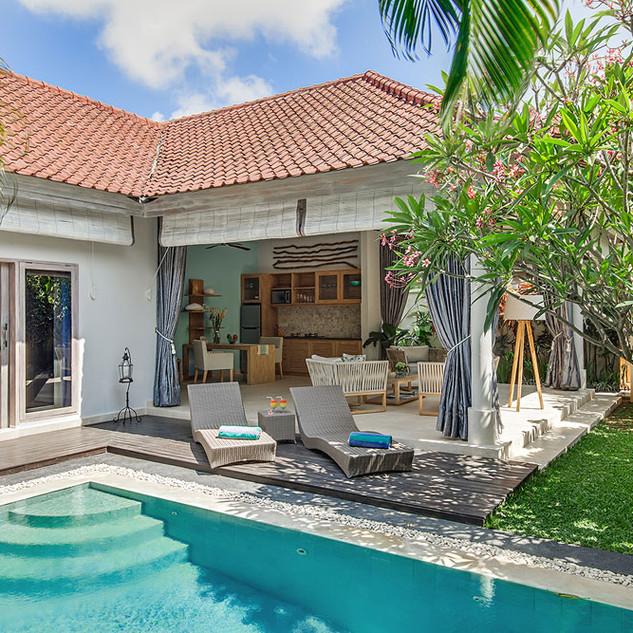 4S luxury villas Seminyak