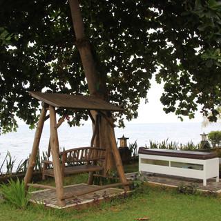 Beachfront resort Bali