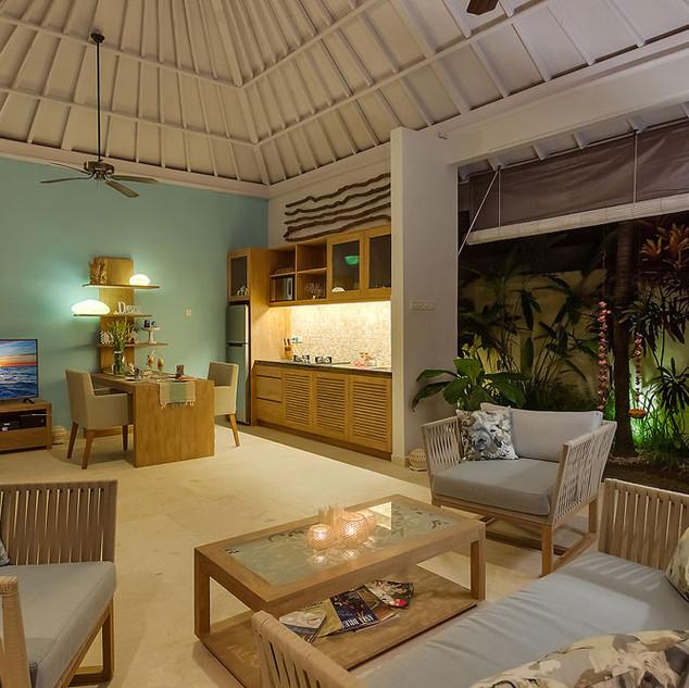 Luxury villa rental in Bali