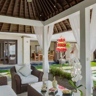 Luxury villa in south Bali