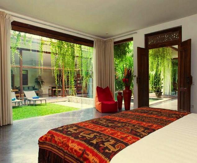 люкс вилла на Бали