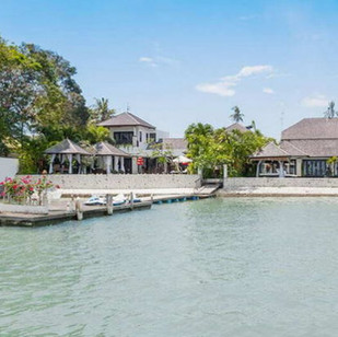 Villa for sale in Tanjung Benoa