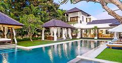 Luxury villa in Tanjung Benua