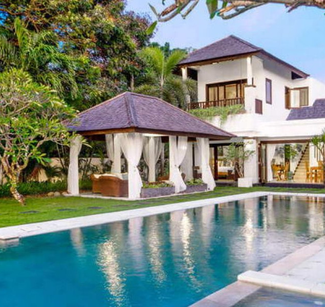 Luxury villa in Tanjung Benoa