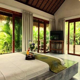 вилла на юге Бали