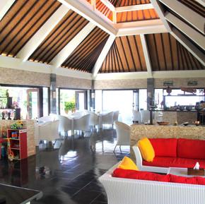 ресторан на Бали
