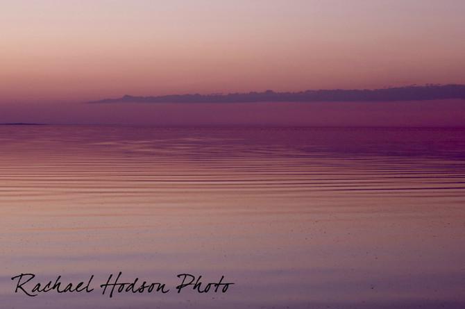 Portia's Sunset