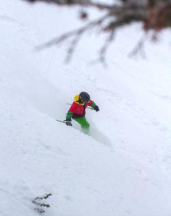 Isaac ski4