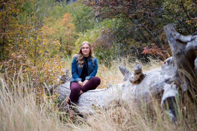Abby Colemere Senior Pictures