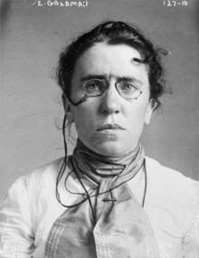 Emma Goldman 1901