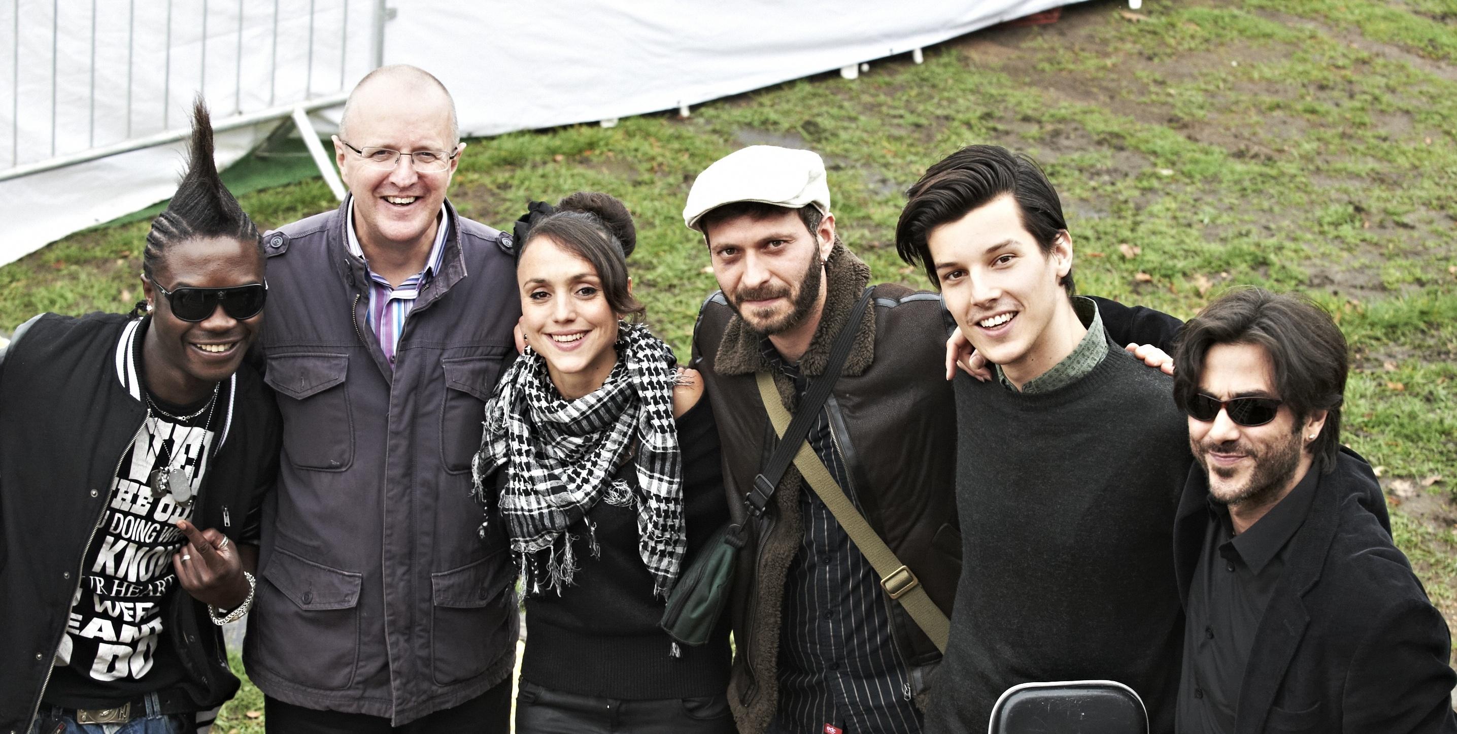 surianne's crew in hyde park