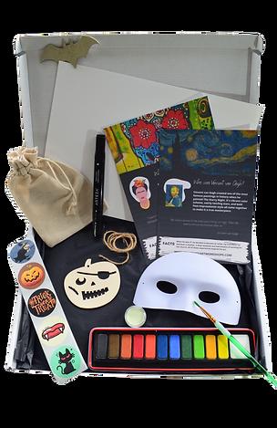 Halloween BOX for kids