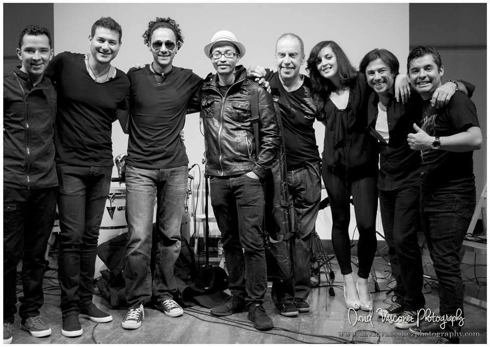 Carlos Paul Acoustic 2014