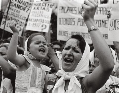 Adriana Lestido 1982