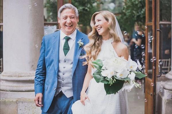 UK Wedding hair specialist
