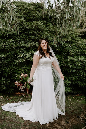 Gorgeous plus size wedding dresses Surrey
