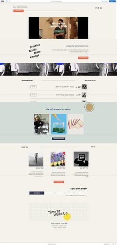 אתר ומערכת הצגת סרטוני יעדי טיול