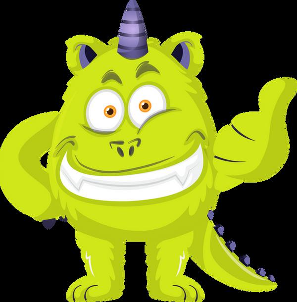 Wix Monster - Logo