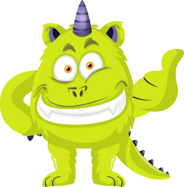 Wix Monster - Logo